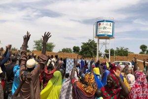 DİTİB, binlerce insanın su ihtiyacına umut oldu