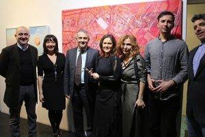 Türk sanatçılardan Londra'da karma sergi