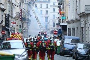 Paris'te patlama: 4 kişi hayatını kaybetti