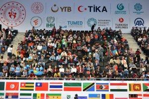 '150 bin uluslararası öğrencinin 17 bini YTB burslusu'