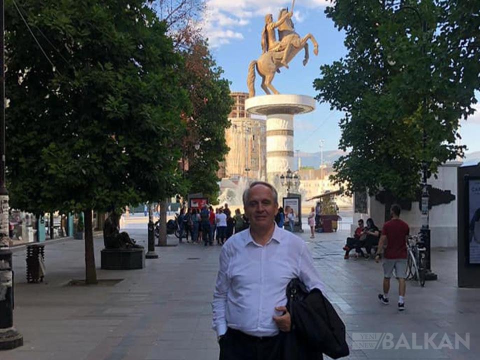 Dedaj, Kosova'nın Üsküp Büyükelçisi Oluyor