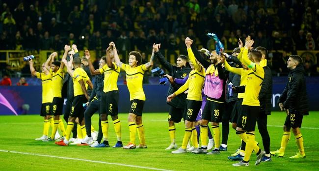 Dört dörtlük Borussia Dortmund