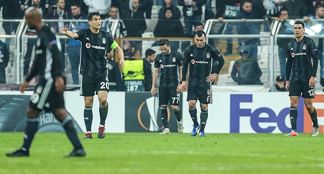 Beşiktaş evinde vuruldu