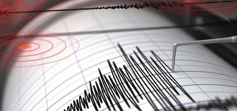 Yunanistan'da büyük deprem