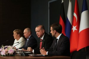 Liderlerden 'Cemal Kaşıkçı' açıklaması