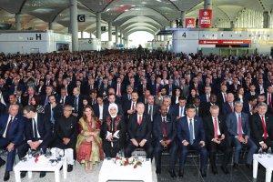 Cumhurbaşkanı Erdoğan, İstanbul Havalimanı ülkemizin yüz akı, dünyada da örnek olacak bir projedir
