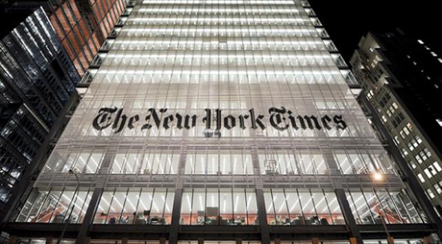 New York Times'tan