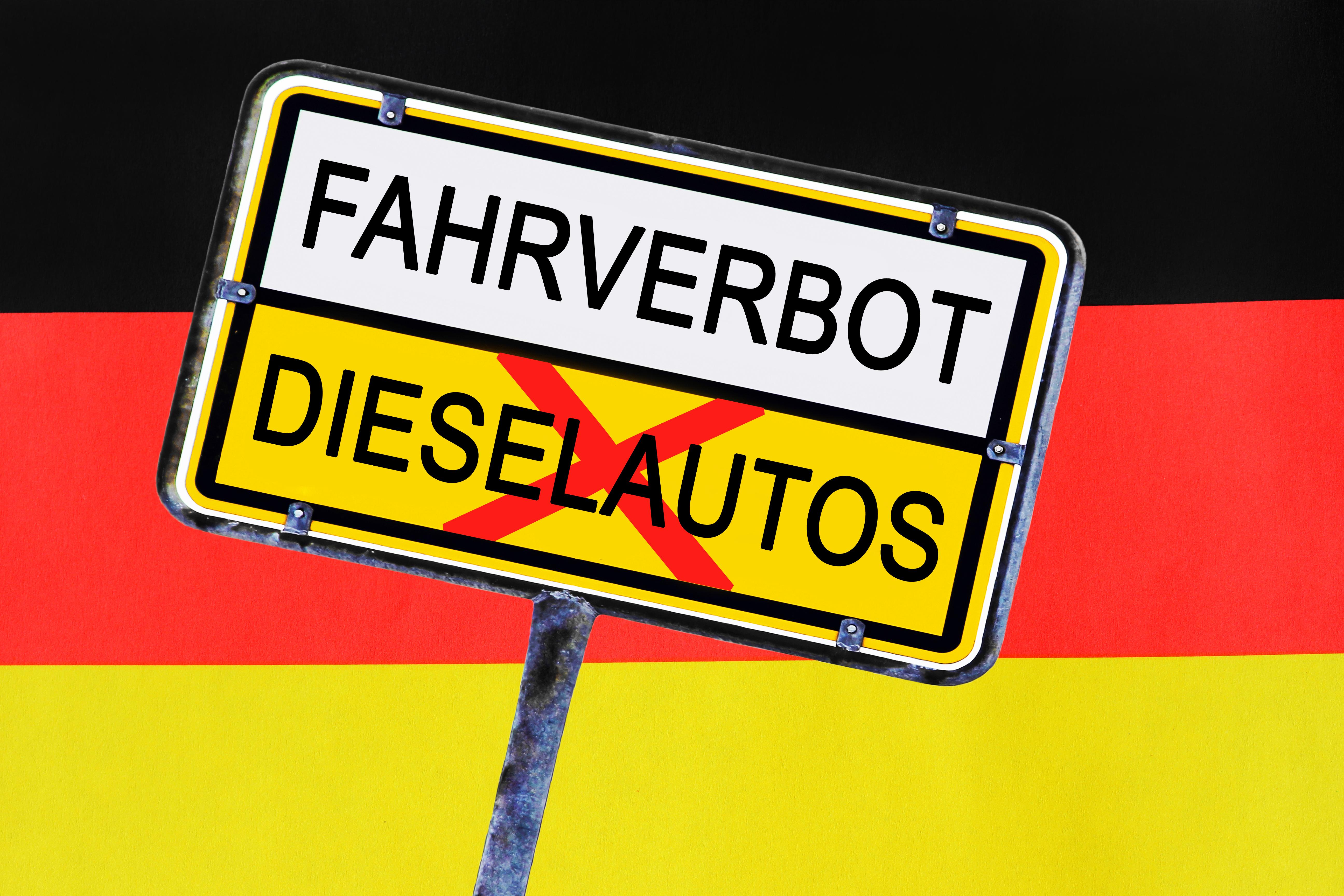 Almanya'da dizel alarmı