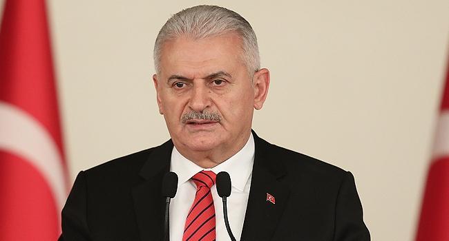 Meclis Başkanı Yıldırım, Ampute Milli Takımı'nı kutladı