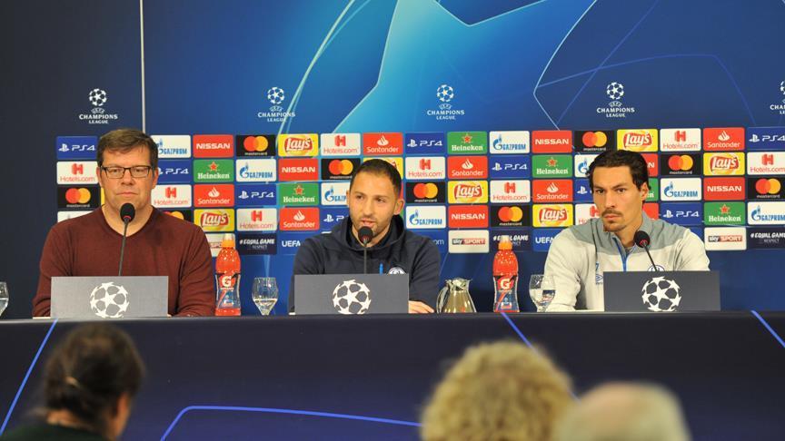 Schalke 04 Teknik Direktörü Tedesco: Burada ev sahibi avantajı Galatasaray'da değil