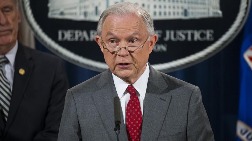ABD Adalet Bakanı Jeff Sessions'ın istifa ettiği bildirildi