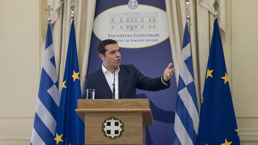 Yunanistan Başbakanı Çipras: Türkiye karar vermeli