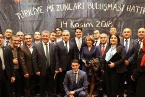 Azerbaycanlı Türkiye Mezunları Bakü'de Bir Araya Geldi