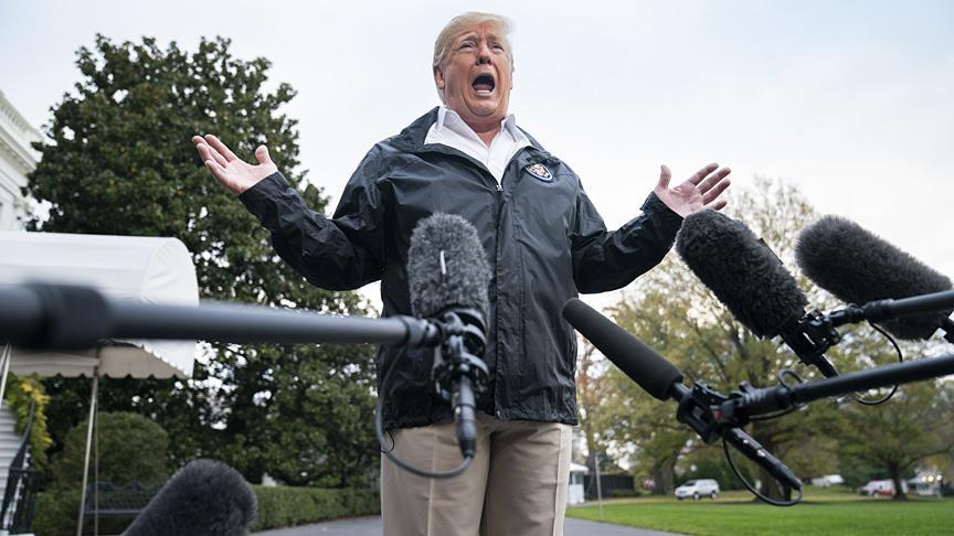 Trump, Selman'ın yalanlarını savunuyor