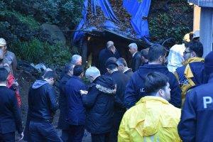 Zonguldak'ta 3 madencinin cenazesine ulaşıldı