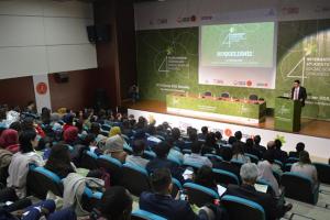 4. Uluslararası Öğrenciler Sosyal Bilimler Kongresi Başladı