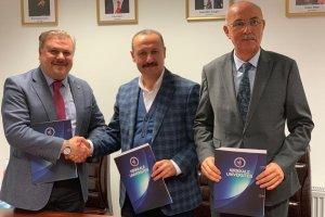 UID ve Kırıkkale Üniversitesi ile İşbirliği Protokolü imzalandı