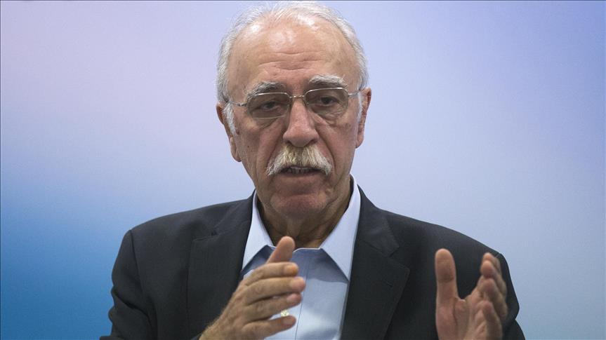Yunanistan Göç Politikaları Bakanı Vitsas: Türkiye ile bazı meseleleri çözmeyi başardık