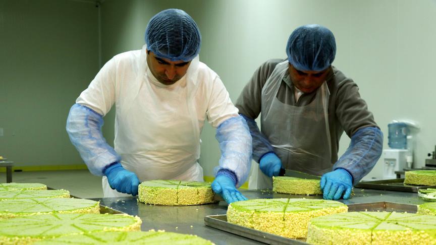 Noel sofraları'nı Türk pastaları tatlandıracak