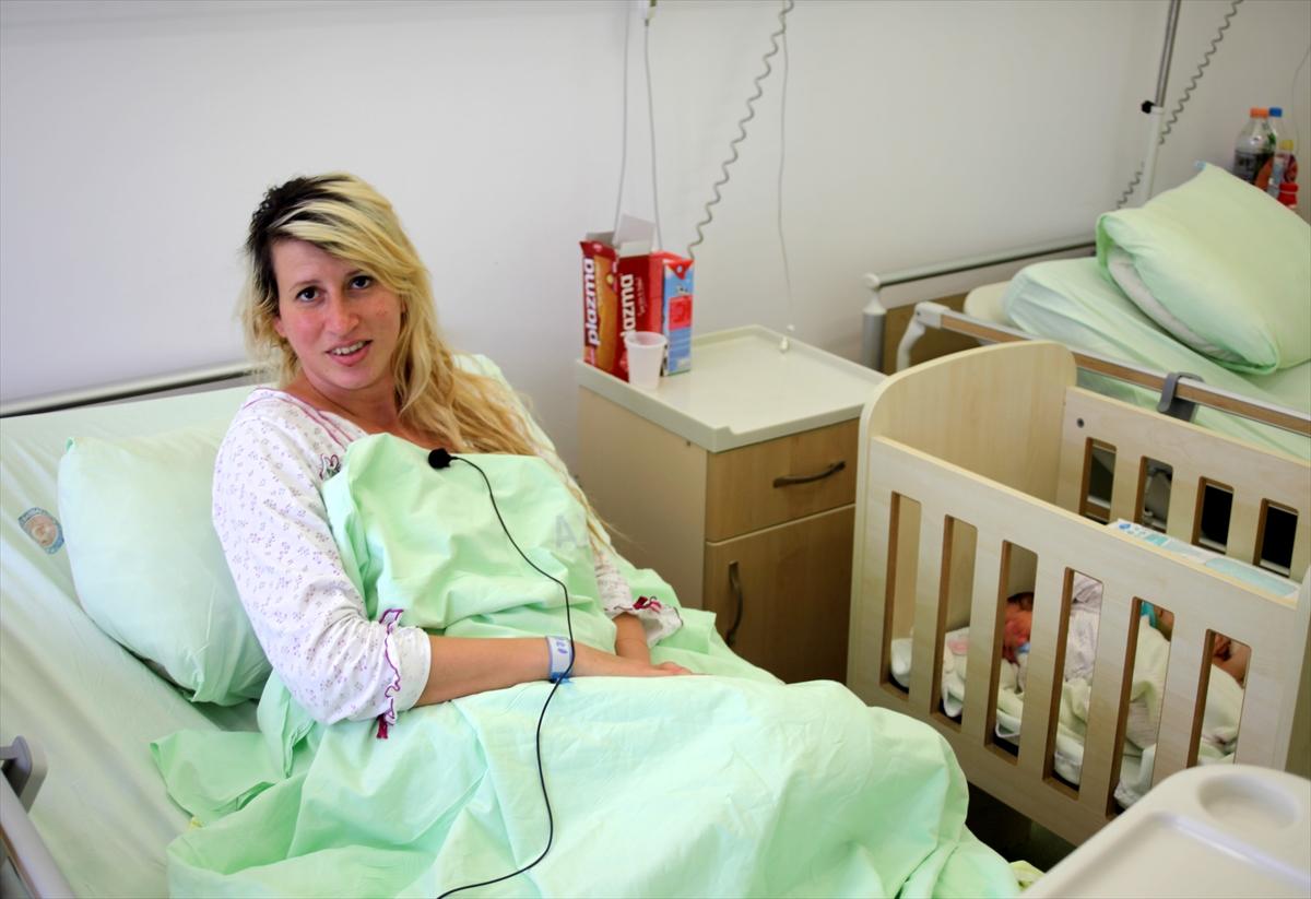 TİKA'nın onardığı hastane Sancaklı annelere umut oldu