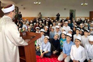 Diyanet İşleri Başkanı Erbaş: Kur'an-ı Kerim'i öğrenmenin amacı, onu anlamak ve yaşamaktır
