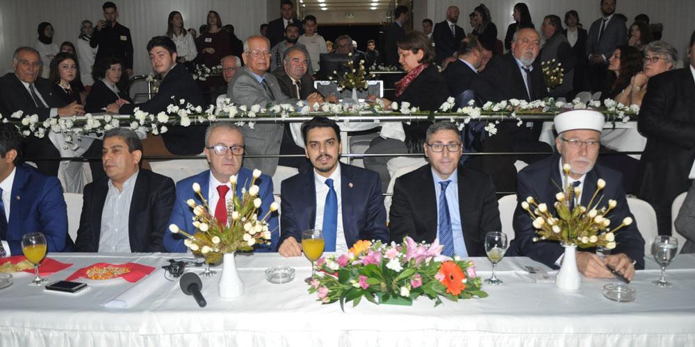 Gümülcine Türk Gençler Birliği'nin 90. kuruluş yılı coşkuyla kutlandı