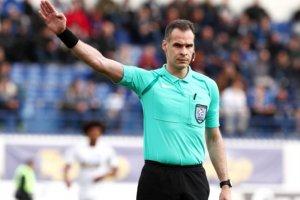 Yunanistan'da hakeme saldırı nedeniyle Süper Lig maçları ertelendi