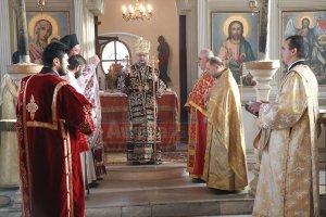 Bulgar Ortodoks Kilisesi'nde Noel ayini