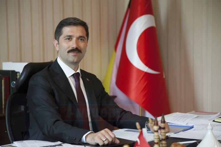 İstanbul Milletvekilimiz Sayın Zafer Sırakaya'nın yeni yıl mesajı