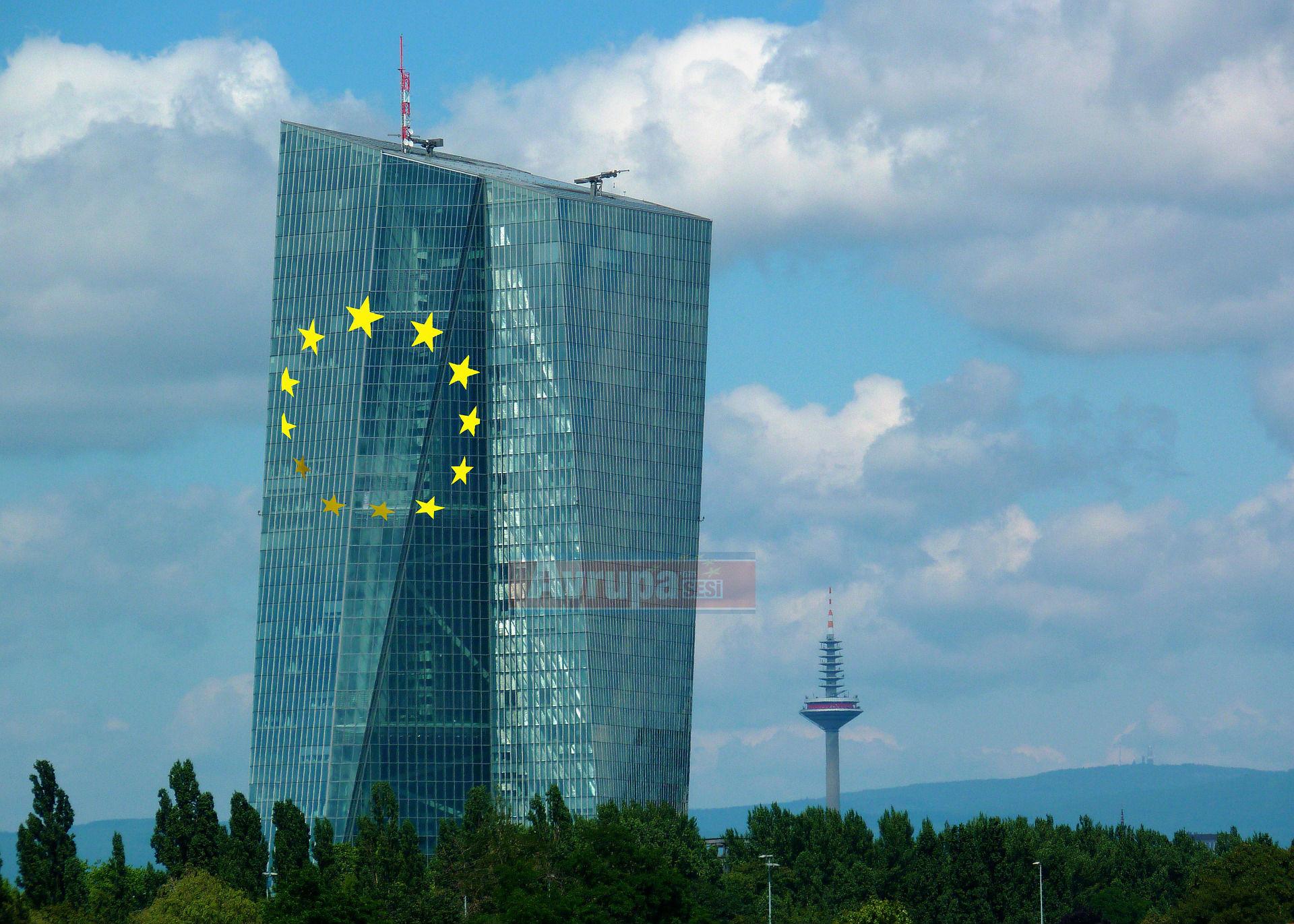 ECB küresel ekonominin yavaşlayacağını öngörüyor