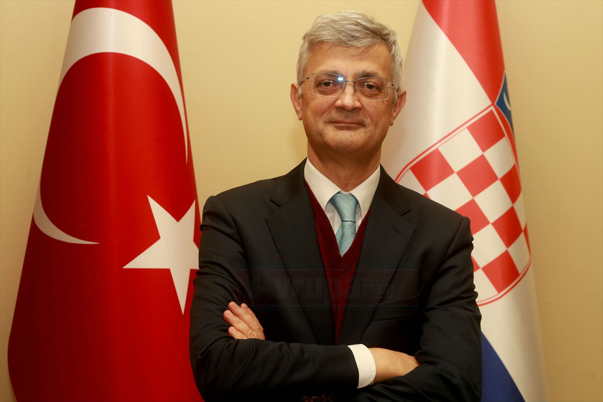 Türkiye-Hırvatistan ticaretinde rekor beklentisi