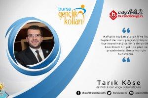 AK Parti Bursa İL Gençlik Kolları