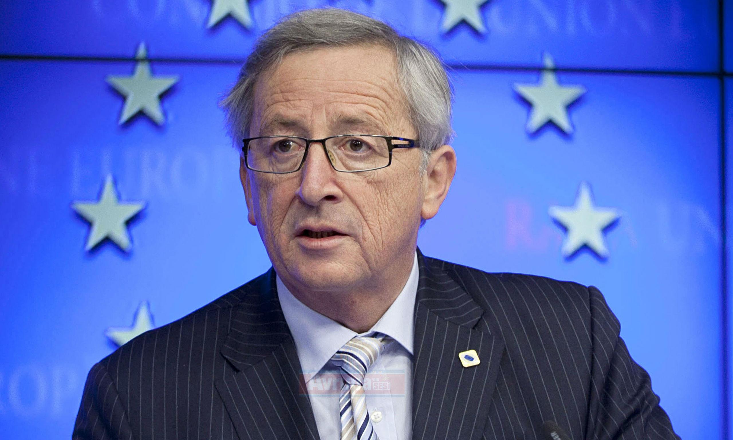 Juncker'dan bazı AB ülkelerine 'iki yüzlülük' suçlaması