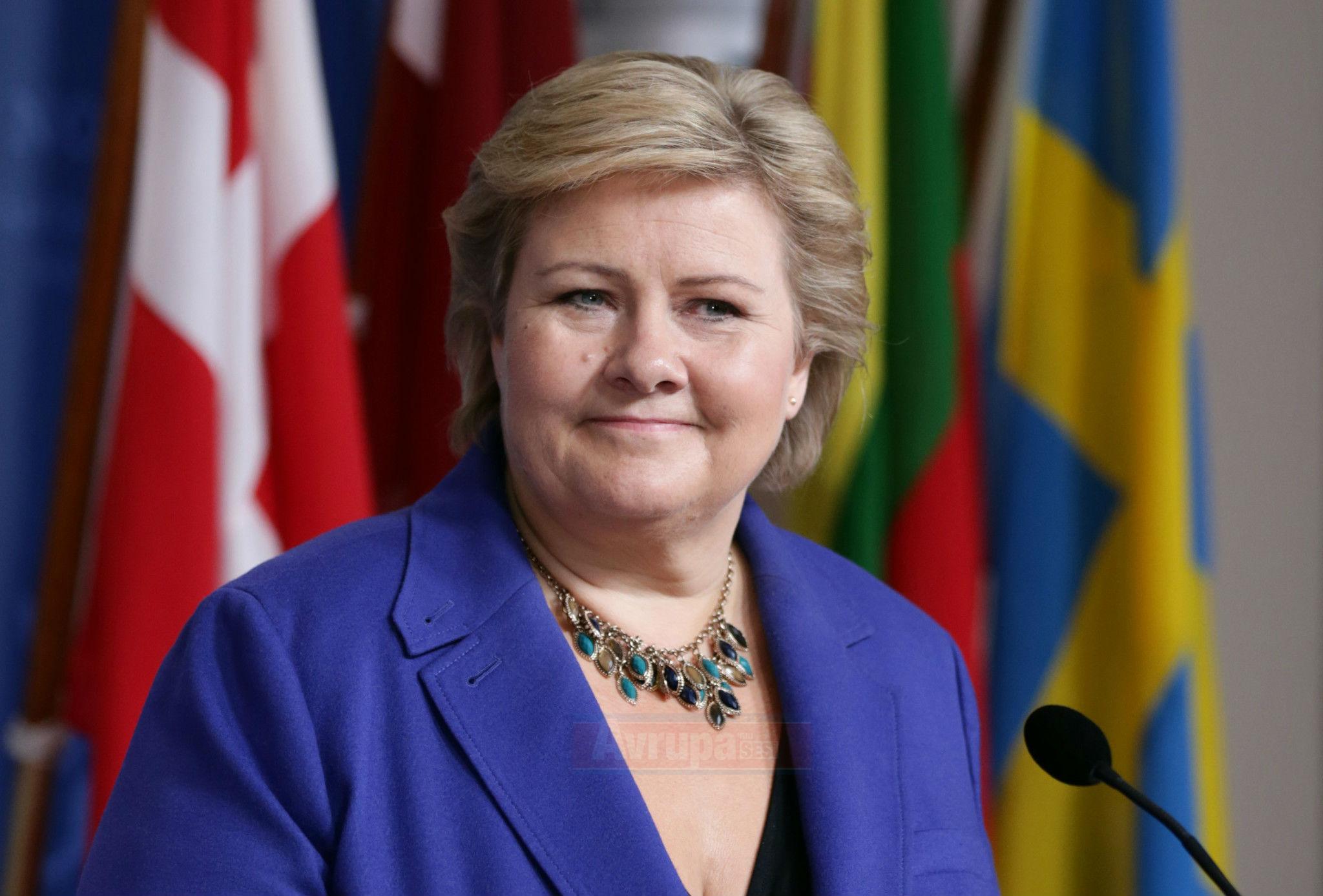 Başbakan Norveçlilerden daha fazla çocuk yapmasını istedi