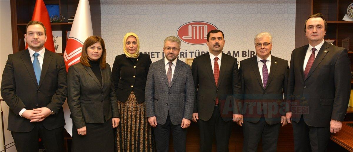 Kazım Türkmen DİTİB genel başkanı oldu