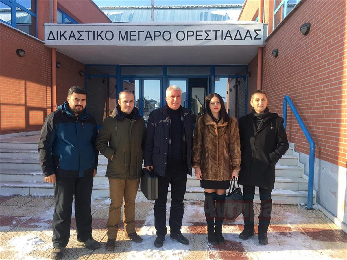 Yanlışlıkla Yunan tarafına geçen belediye işçisine beraat