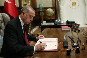Cumhurbaşkanlığı'ndan atama kararları