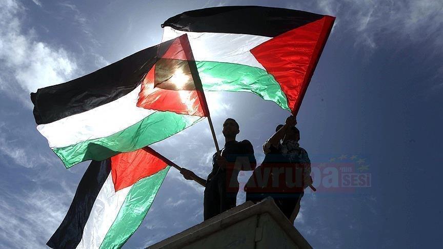Filistin'den İsrail'e Yahudi yerleşim birimi tepkisi