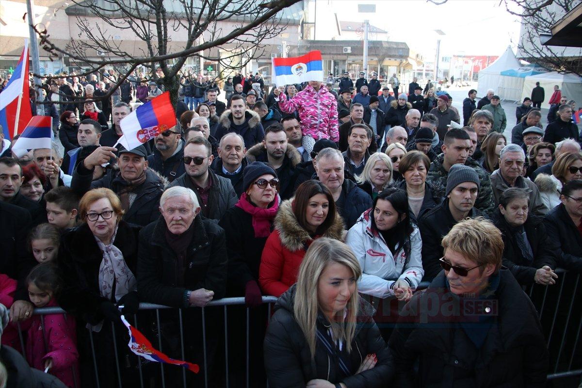Boşnaklar Sırp Cumhuriyeti Günü'nün kutlanmasına tepkili
