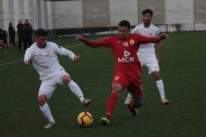 Antalyaspor: 1 - Partizani: 1