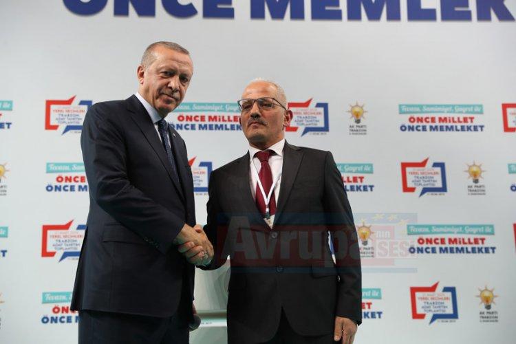 AK Parti Trabzon Belediye Başkan Adayları Açıklandı