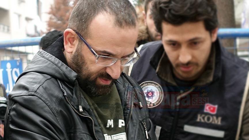 Sahte kimlikle yakalanan FETÖ firarisi iş adamı tutuklandı