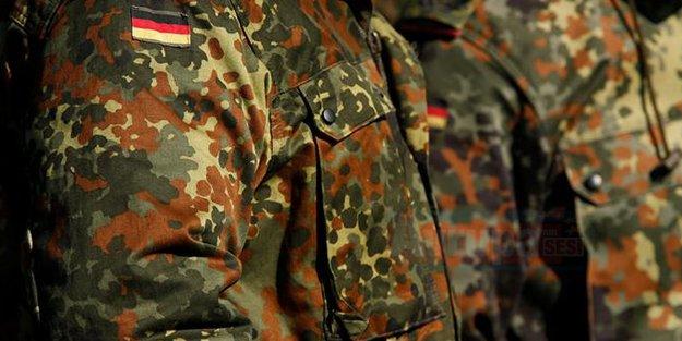 Alman ordusunda casuslukla suçlanan kişi gözaltına alındı