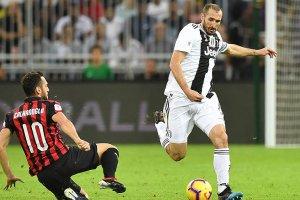 İtalya Süper Kupa Juventus'un