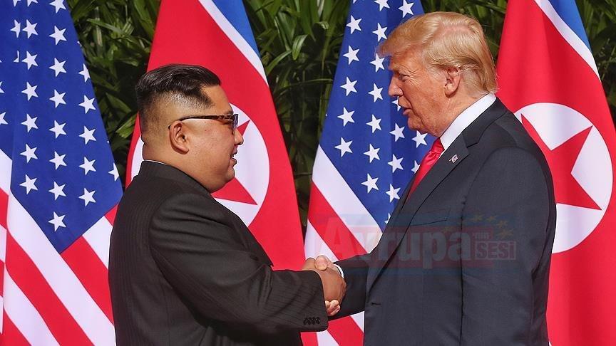 Trump, Kim ile ikinci zirveyi duyurabilir