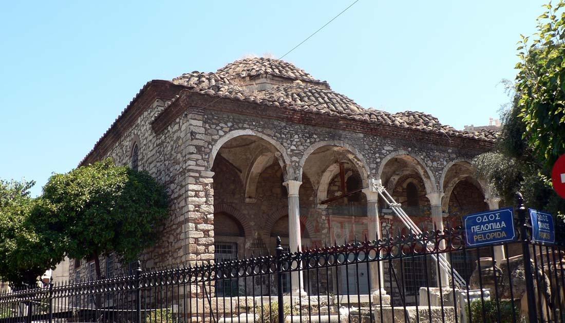 Yunanistan Atina'daki caminin açılışı için yeni tarih verdi