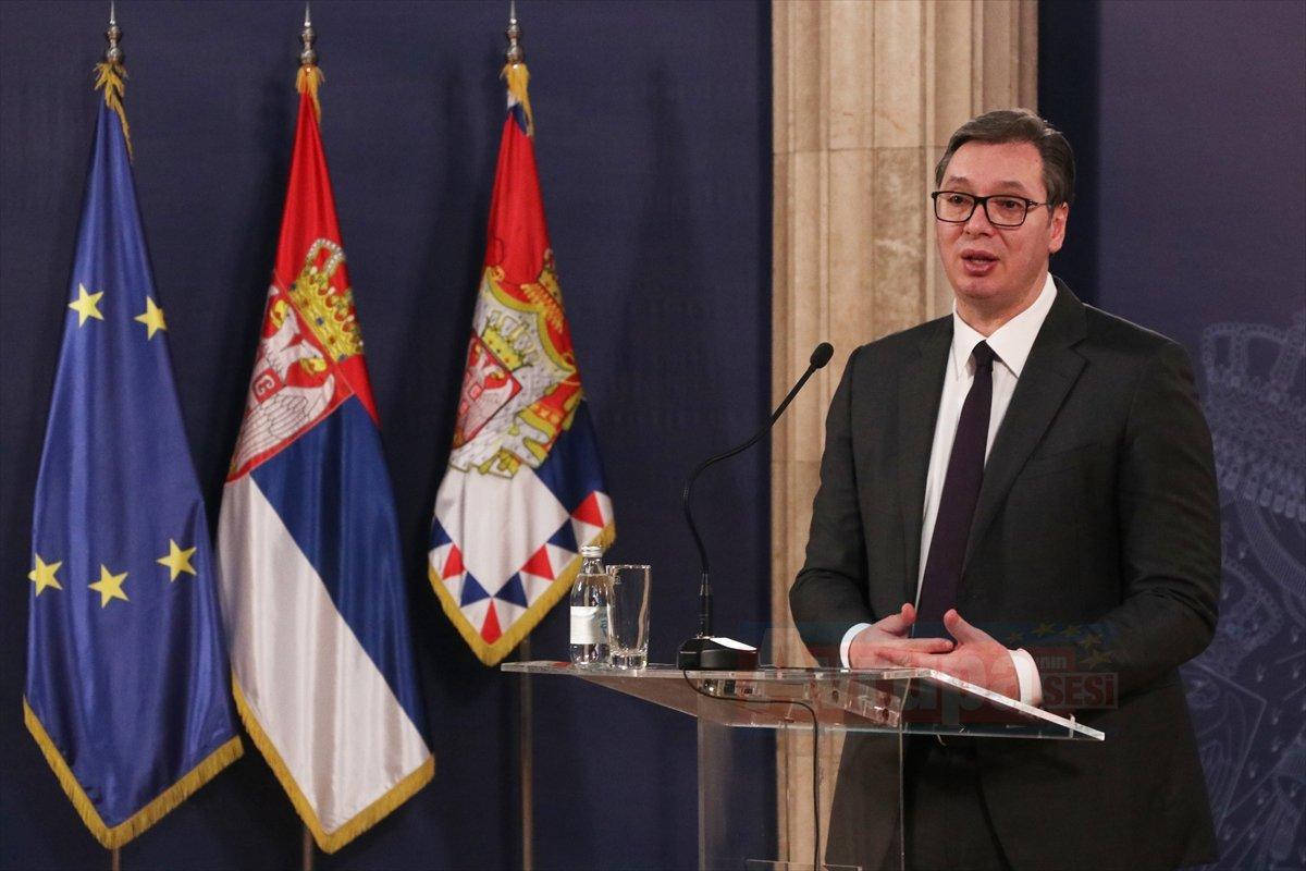 Sırbistan'dan AB'ye