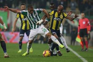 Fenerbahçe, Bursa'da son dakkikada yıkıldı!