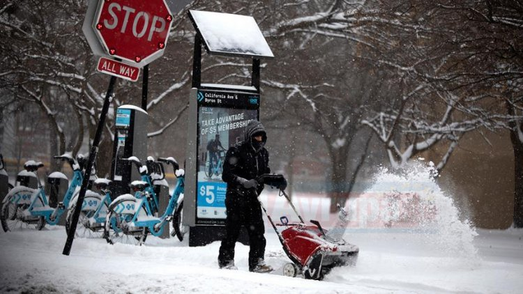 ABD'de kara kış 8 can aldı