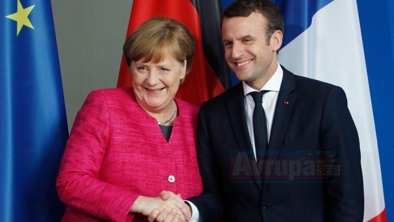 Almanya ile Fransa arasında yeni bir iş birliği anlaşması